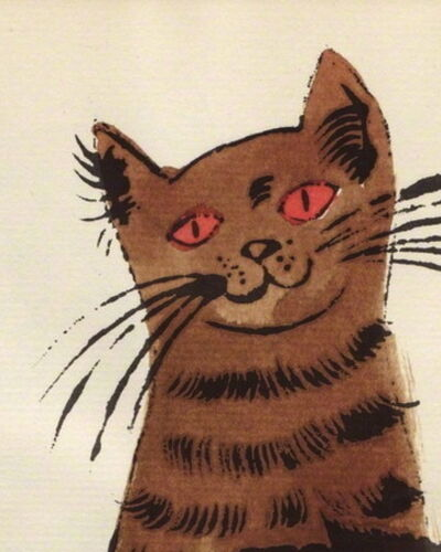 Andy Warhol's Greatest Love: Cats