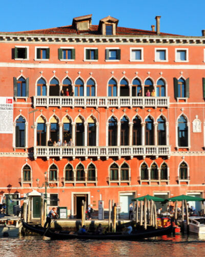 Personal Structures at Palazzo Bembo