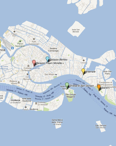 Guide to the 55th Biennale: Let the Games Begin