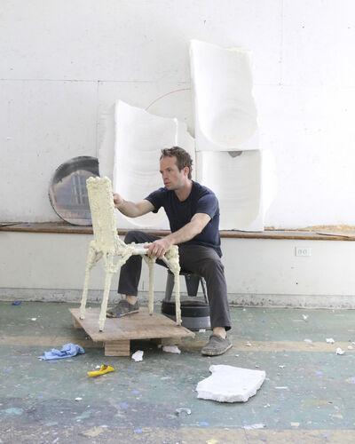 Designer Chris Schanck Brings his Detroit Aesthetics to Basel, Wrapped in Aluminum