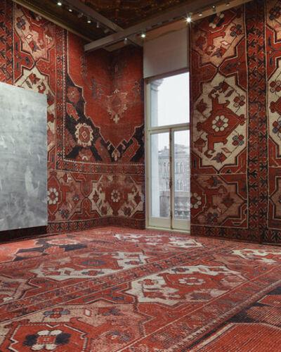 Still Swooning: Rudolf Stingel at Palazzo Grassi