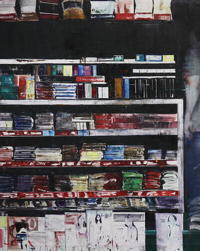 London, Through 24 Paintings