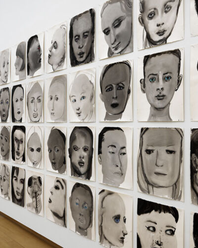 History and Passion in a Retrospective of Marlene Dumas's Provocative Portraits