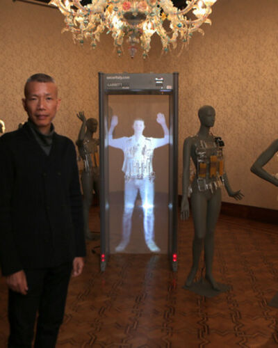 Full-Body Scan: Next! (In Conversation with Cai Guo-Qiang)