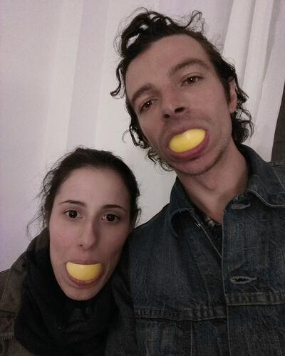 Lisa Dalfino & Sacha Kanah