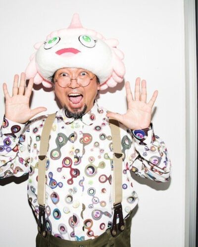 Silencio/ Pharrell Williams and Takashi Murakami in Miami's Design District