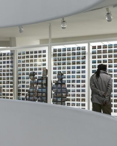 At the Guggenheim, a March Through On Kawara's Take on Time