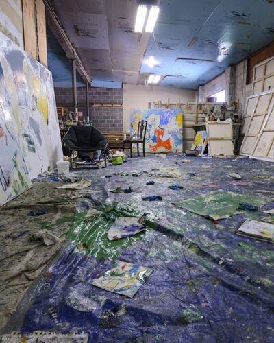 Brooklyn-Based Eddie Martinez Unveils New Work During Frieze Week London