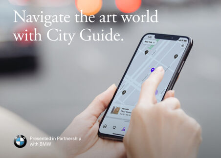 Download City Guide to Plan Your Berlin Gallery Visits