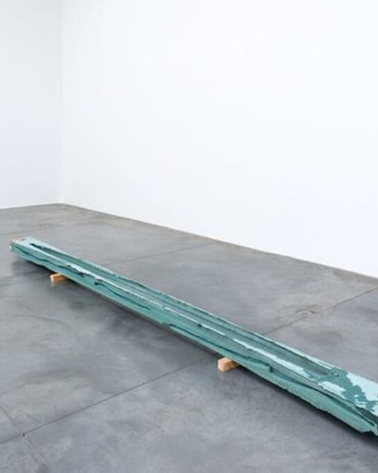 """Harold Ancart Brings Serene """"Seascape"""" and Sculptures to Brussels"""