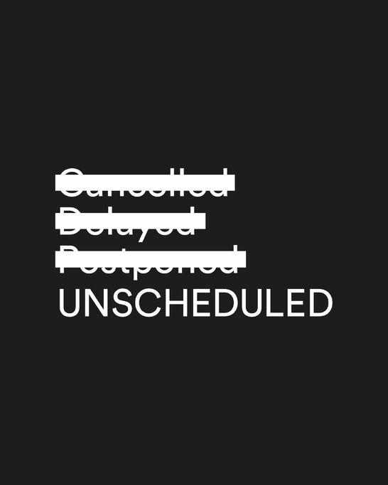 UNSCHEDULED | A Showcase of Hong Kong Galleries