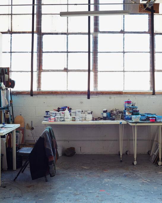 Tour the Studio