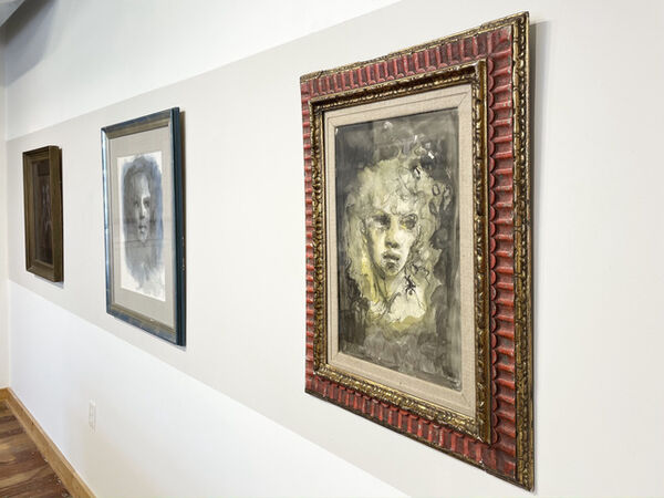 Cover image for Leonor Fini: Master of Surrealism