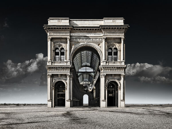 Cover image for Monumental by Fabio Bolinelli