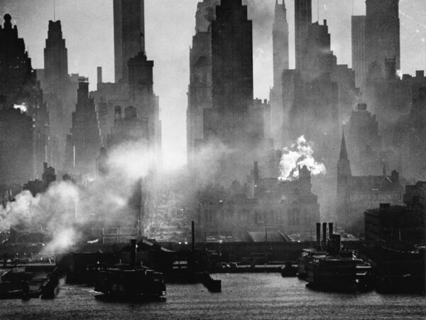 Cover image for New York, New York