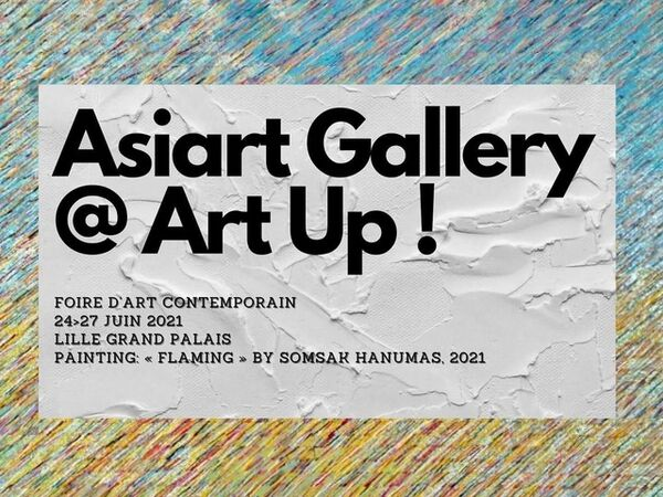 Cover image for ASIART GALLERY @ ART UP !