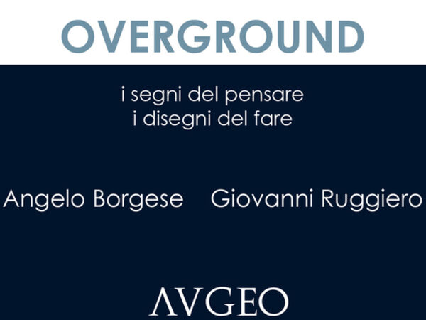 Cover image for OVERGROUND