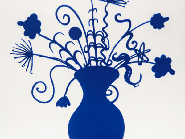 Cover image for Kenny Scharf: FLORES