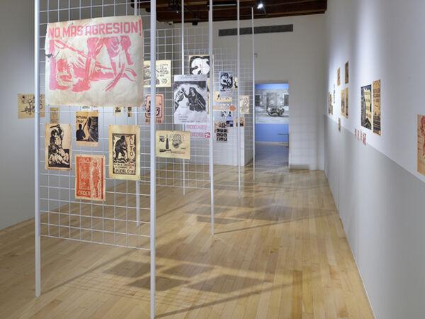 Cover image for La demanda inasumible. Imaginación social y autogestión gráfica en México, 1968-2018
