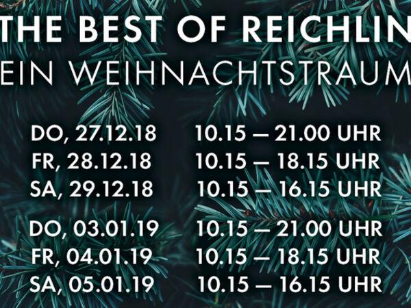 Cover image for » BEST OF REICHLIN - Ein Weihnachtstraum «