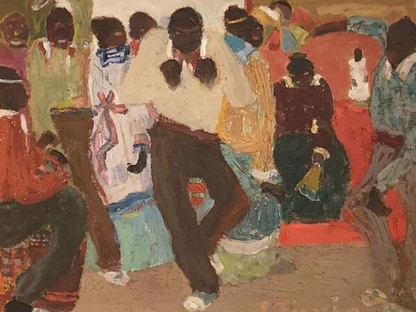 "Cover image for Pedro Figari, ""American Impressionism"""