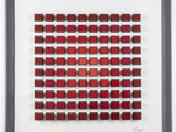Cover image for Chromatic geometries by Julio Bauzá