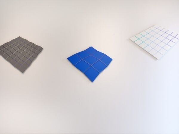 Cover image for Hans Jörg Glattfelder »Nicht-euklidische Metaphern«