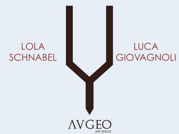 "Cover image for "" DUE STRADE "" Lola Schnabel - Luca Giovagnoli"