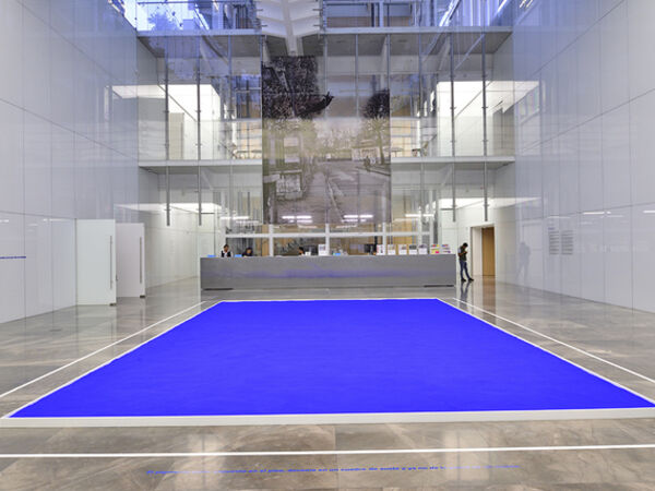 Cover image for Yves Klein. Pigmento puro