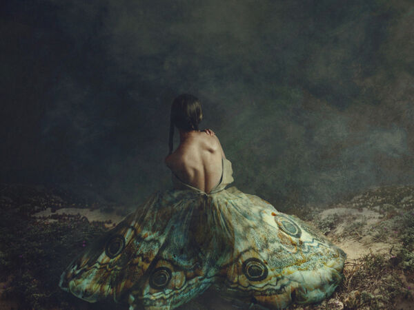 Cover image for REFLECTION   Brooke Shaden