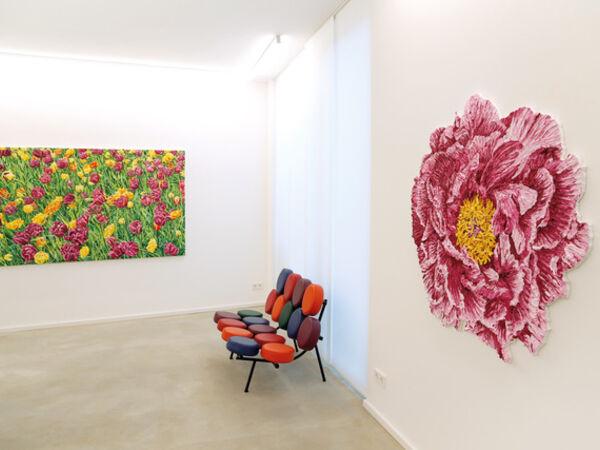 Cover image for Katharina Gierlach: Flower Power