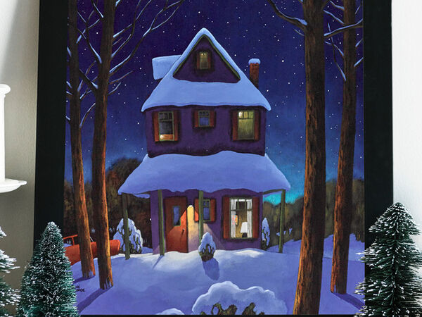 Cover image for Wintertime with Lalonde