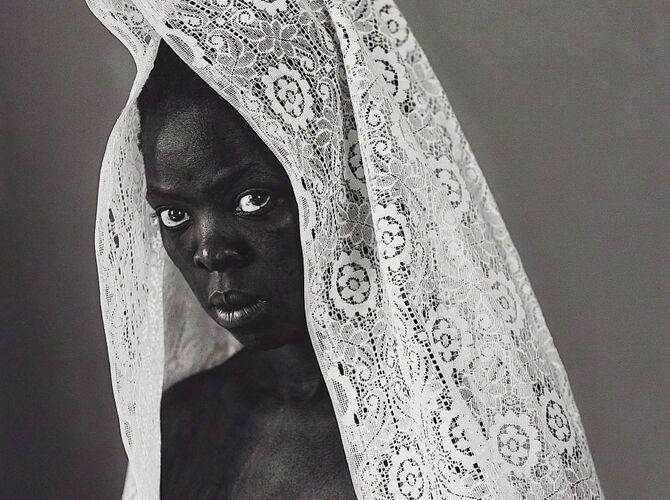 Somnyama Ngonyama by Zanele Muholi