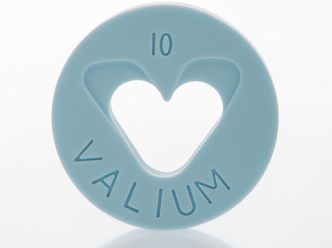 Valium by Damien Hirst