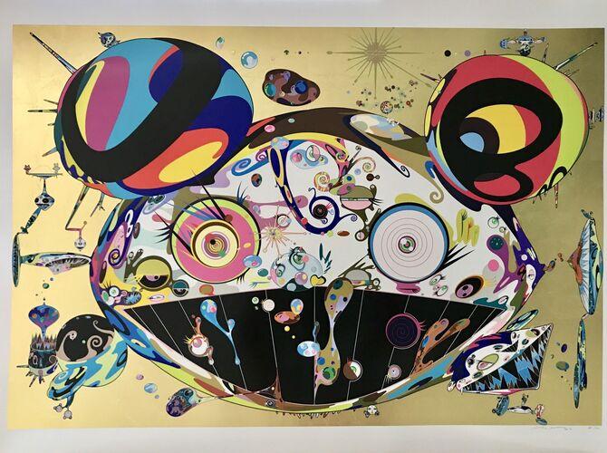 Tan Tan Bo by Takashi Murakami