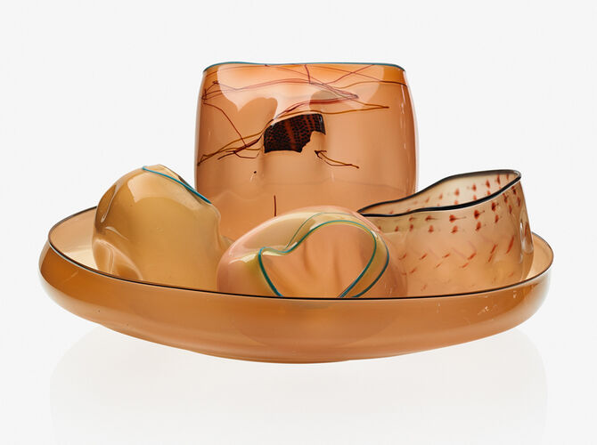 Baskets by Dale Chihuly