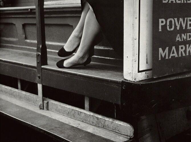 San Francisco by Dorothea Lange