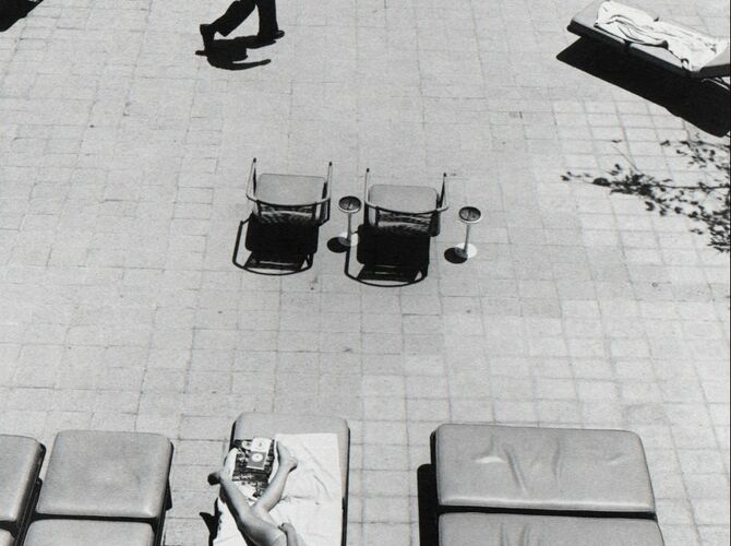 Los Angeles by Garry Winogrand