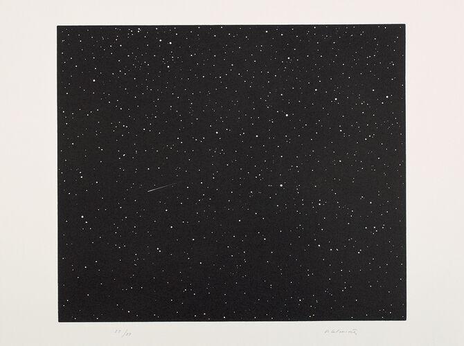 Stars by Vija Celmins