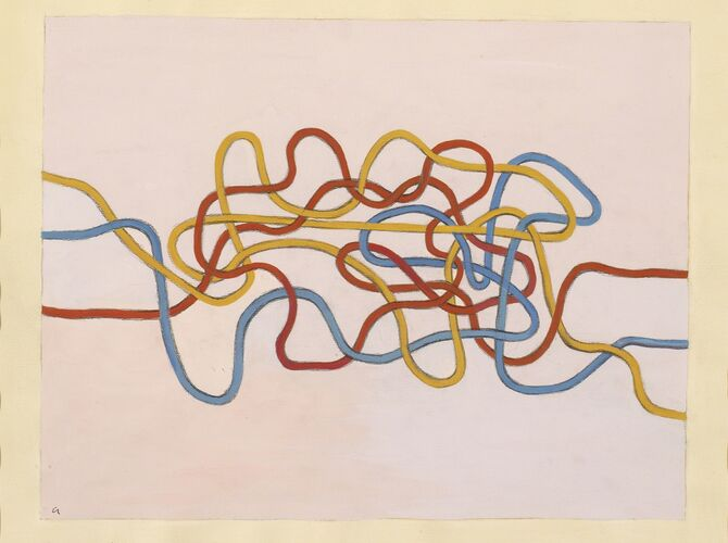 Knots by Anni Albers