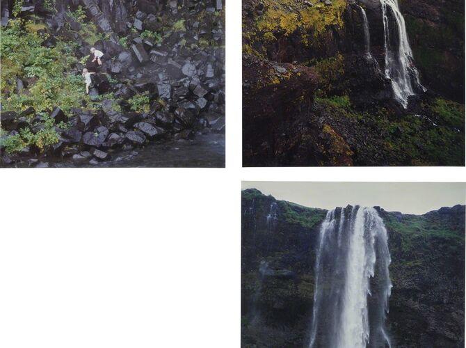 Waterfalls by Olafur Eliasson