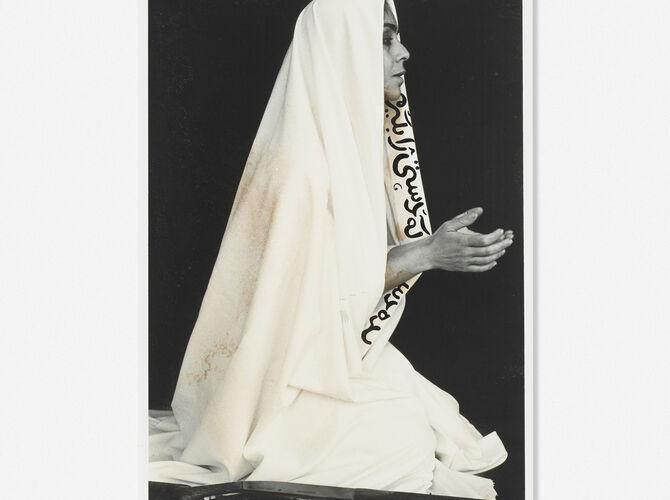 Women of Allah by Shirin Neshat