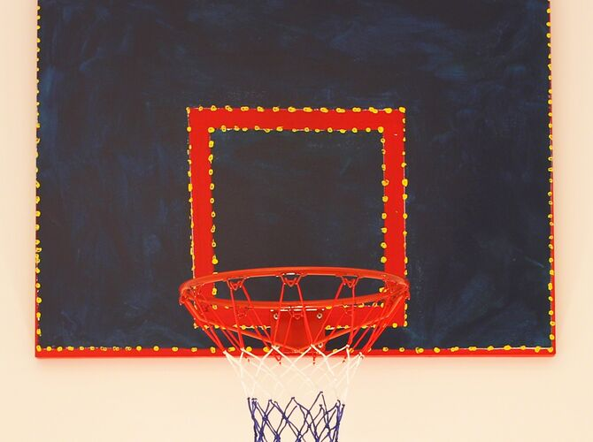 Basketball by Josh Smith