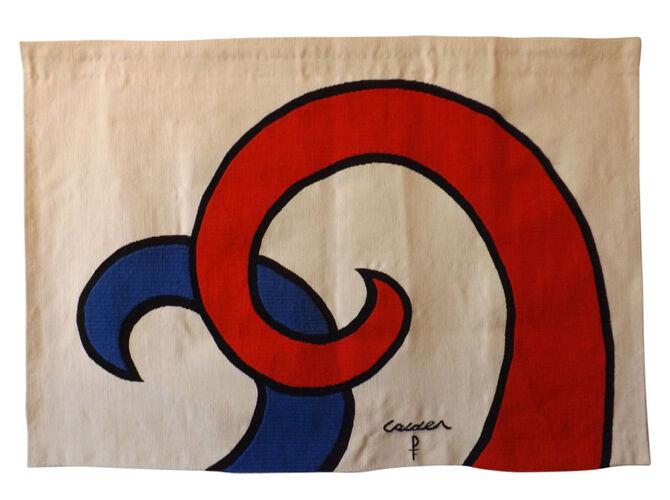 Spirals by Alexander Calder