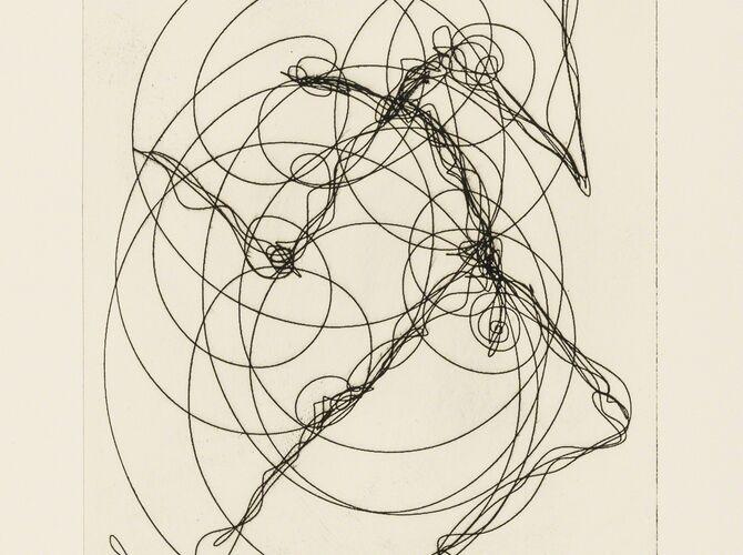 Feeling Material by Antony Gormley
