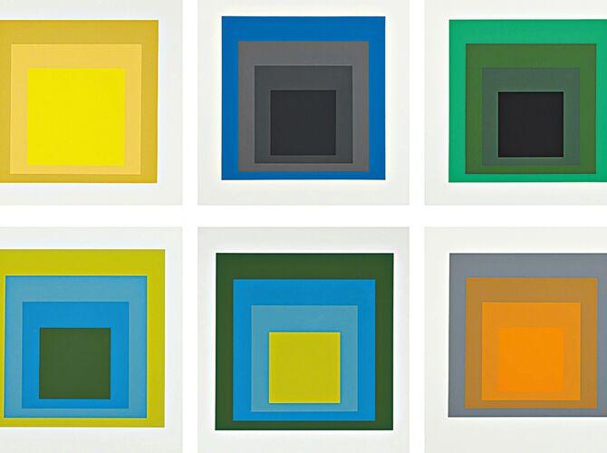Formulation Articulation by Josef Albers