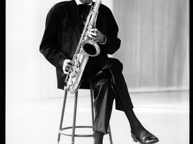 Jazz by Arthur Elgort