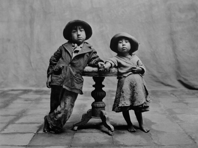 Cuzco by Irving Penn