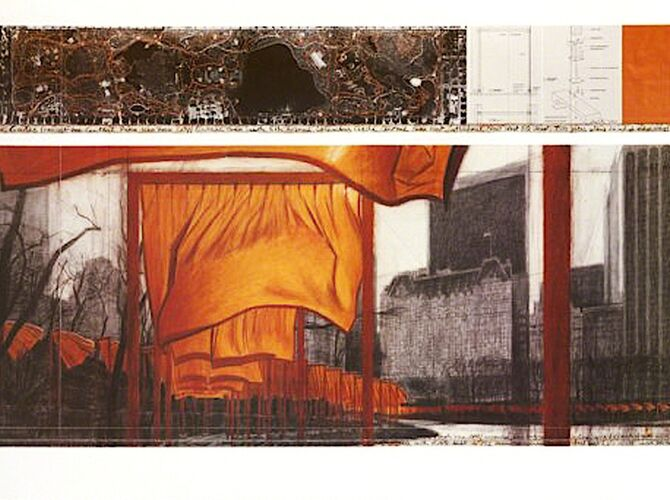The Gates by Christo