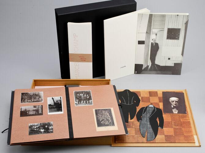 Chess by Marcel Duchamp